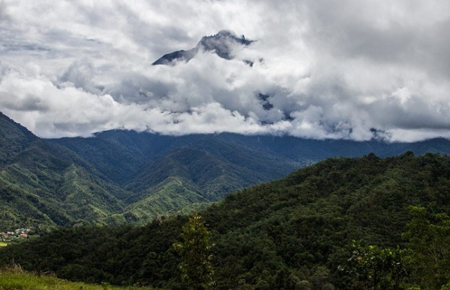 Горы Малайзии