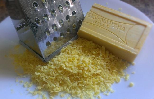 Подготовка мыльного раствора